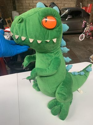 Rugrats Reptar Plush (Large) for Sale in Santa Ana, CA