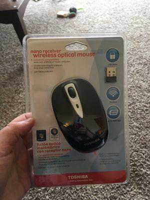Nano receiver wireless mouse for Sale in Marietta, OH