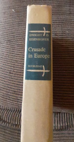 Dwight Eisenhower Crusade in Europe book for Sale in Winston-Salem, NC