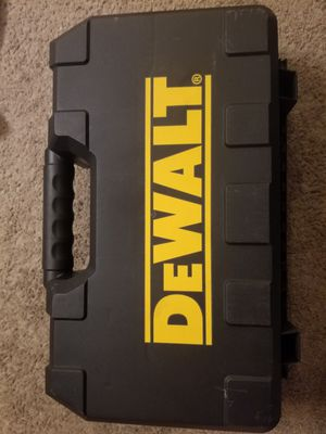Dewalt 1/2 impact 20v max for Sale in Humble, TX