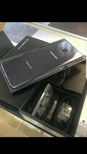 SAMSUNG Galaxy S8 Plus,, UNLOCKED Useable with any Carrier in USA and internationally ( Excellent Condition) for Sale in Springfield, VA