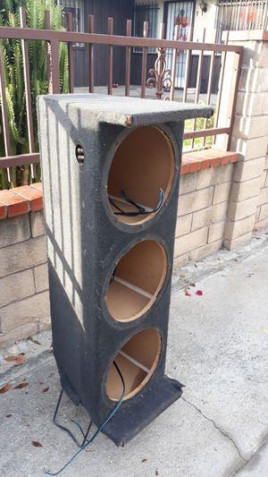 """3 12"""" box for Sale in Baldwin Park, CA"""