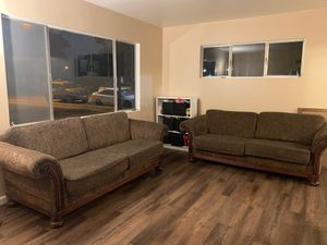 Living room couches for Sale in Escondido, CA