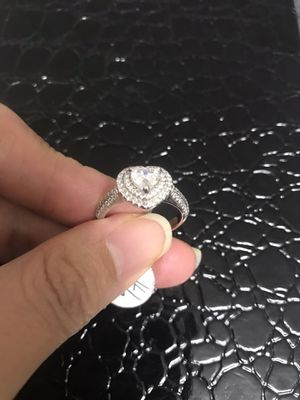 925 sterling silver heart ring for Sale in Philadelphia, PA