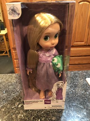 Disney's Animators Collection Rapunzel Animator Doll 16 inches tall Brand New for Sale in Artesia, CA