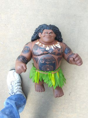 Big Moana guy for Sale in Fort Worth, TX