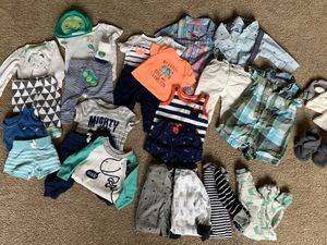 Baby Boys Clothes 0-3 month for Sale in Everett, WA