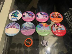Disneyland Visiting Pins for Every Occasion for Sale in San Jose, CA