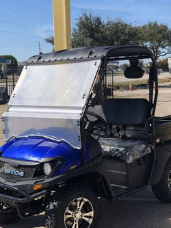 Massimo buck 200cc fuel injected utv on sale for Sale in Dallas,  TX