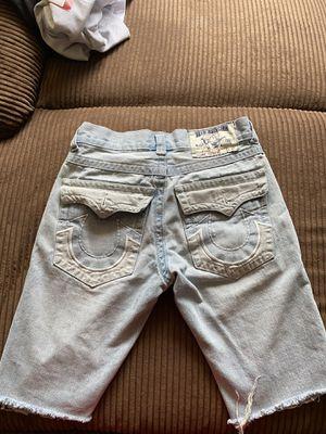 True religion shorts size 30 for Sale in Fresno, CA