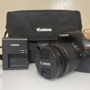 Canon Rebel T6 Obo for Sale in San Lorenzo, CA