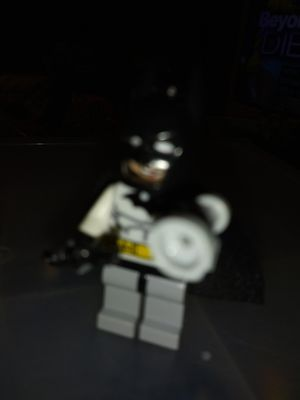 BATMAN MINIFIGURE DESIGN CUSTOM BY ME for Sale in San Diego, CA