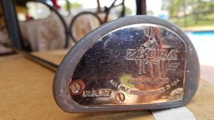 Ram Zebra Putter face balanced RH 35, used for sale  for Sale