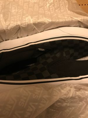 Vans Brand new opened only once never worn for Sale in Marietta, GA