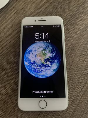 iPhone 7 unlocked 128g GB for Sale in Boston, MA