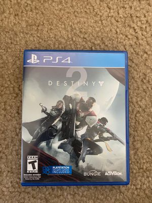 Destiny 2 PS4 for Sale in Gilroy, CA