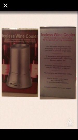BrookStone Wine Cooler for Sale in Sterling Heights, MI