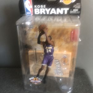 NBA Lakers Kobe Bryant Toy Action Figure for Sale in San Diego, CA