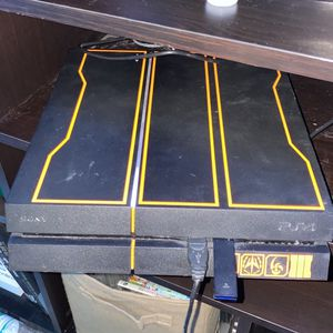 PS4 1 Tb for Sale in Fort Lauderdale, FL