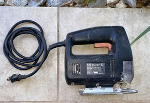 Black&Decker Variable Speed Electric Jig Saw Tool for Sale in Boiling Springs, SC
