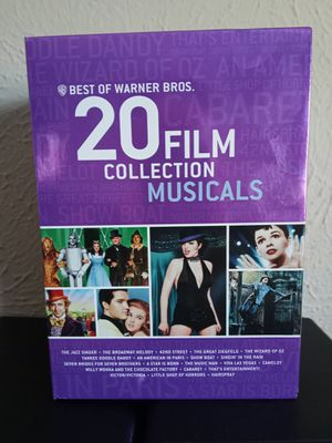 Amazing 20 Film Musical Collection for Sale in Arlington, TX