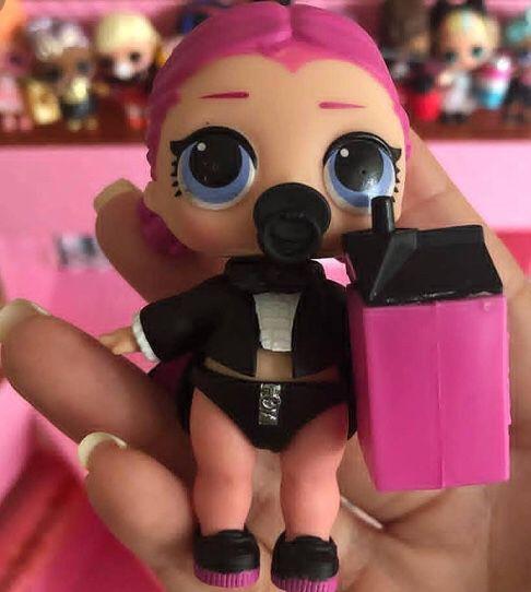 Countess Lol surprise doll underwraps series