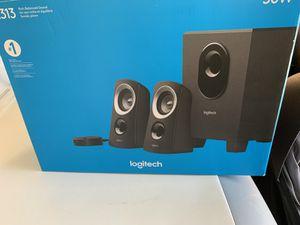 Logitech speakers for Sale in San Diego, CA