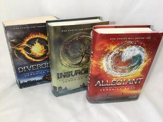 Insurgent series by Veronica Roth for Sale in Yakima,  WA