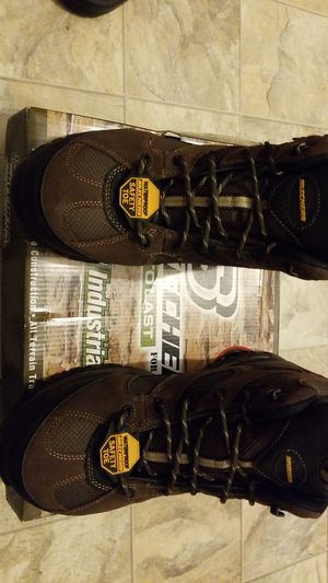Skechers work boots for Sale in Mount Vernon, WA