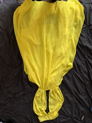 Long Yellow Flow Dress for Sale in Las Vegas, NV