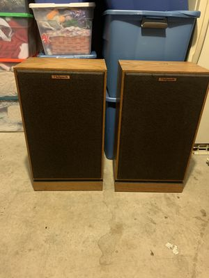 Klipsch kg4 speakers for Sale in Port St. Lucie, FL