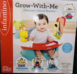 Infantino, Grow- With- Me, Discovery Seat& Booster for Sale in Philadelphia,  PA