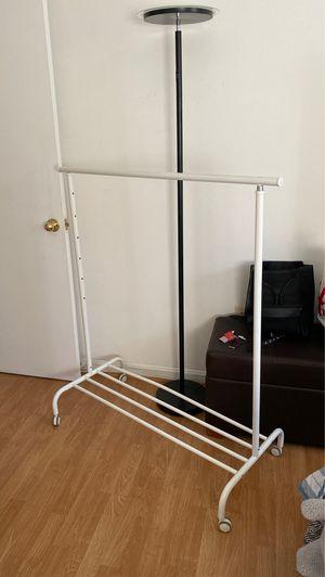 Rack hanger for clothes for Sale in Arlington, VA