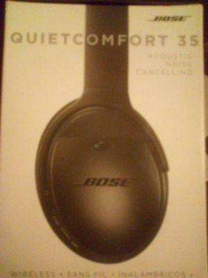 Qc35 Bose for Sale in Glendale, AZ