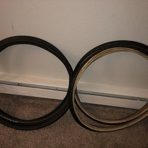 2 Pairs Of 26x1.25 Road Tires for Sale in Milwaukie, OR