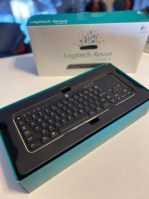 Logitech Revue Computer Keyboard for Sale in Wells Branch, TX