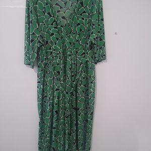 Motherhood Maternity Size XL Green/Black Dress for Sale in Charlotte, NC