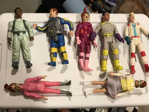 1980's Ghostbusters action figures for Sale in Franklin, TN