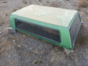 Camper shell for Sale in Beaumont, CA
