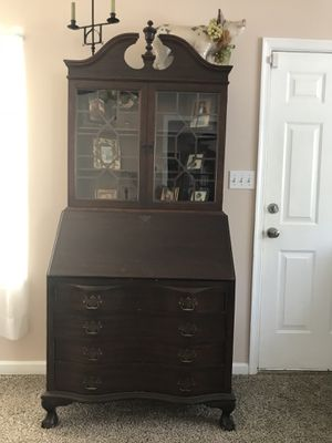 Antique secretary's desk union national fine furniture from Jamestown NY for Sale in NJ, US