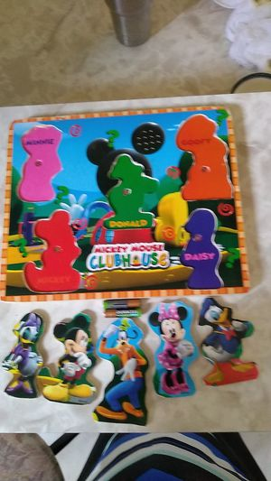 Talking puzzle game pick any bundles of items for one shipping price for Sale in Pembroke Pines, FL