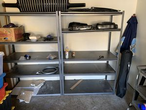 Heavy duty shelving for Sale in Tacoma, WA