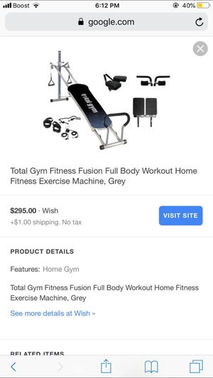 Home gym machine for Sale in Concord, CA