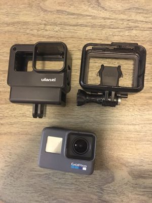 GoPro HERO6 Black camera & mounts for Sale in Norco, CA