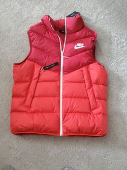 NEW NIKE SPORTSWEAR DOWN VEST [SIZE M & L] for Sale in Wake Forest,  NC