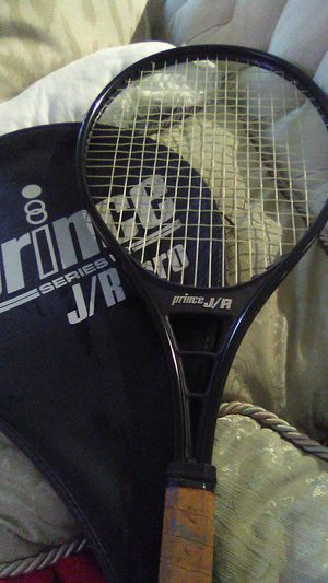 tennis racket prince series 110 J/R pro for Sale in Boca Raton, FL