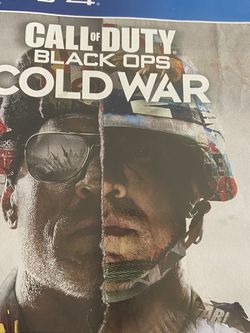 Call Of duty Cold War Used Once for Sale in Tampa,  FL