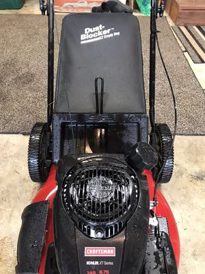 Craftsman push mower for Sale in Canby, OR