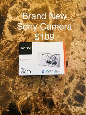 Brand New Sony Cyber-shot DSC-W830 Photo&Video camera for Sale in Canton, MI
