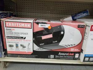 Craftman garage door opener 3043 for Sale in Detroit, MI